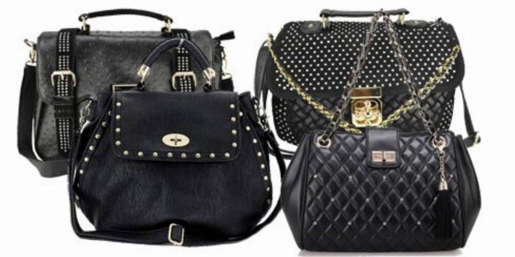 torebki damskie z ćwiekami