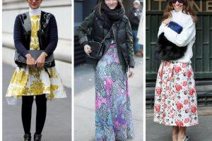Sukienki na zimę