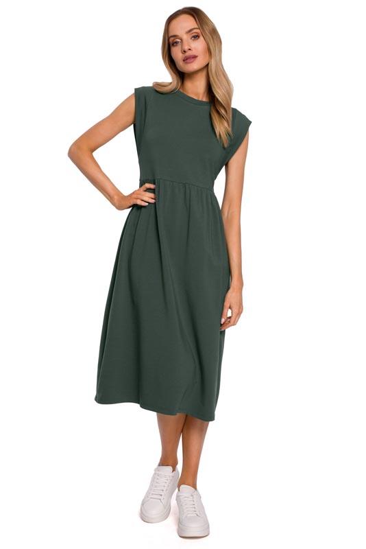 bawelniana sukienka na lato